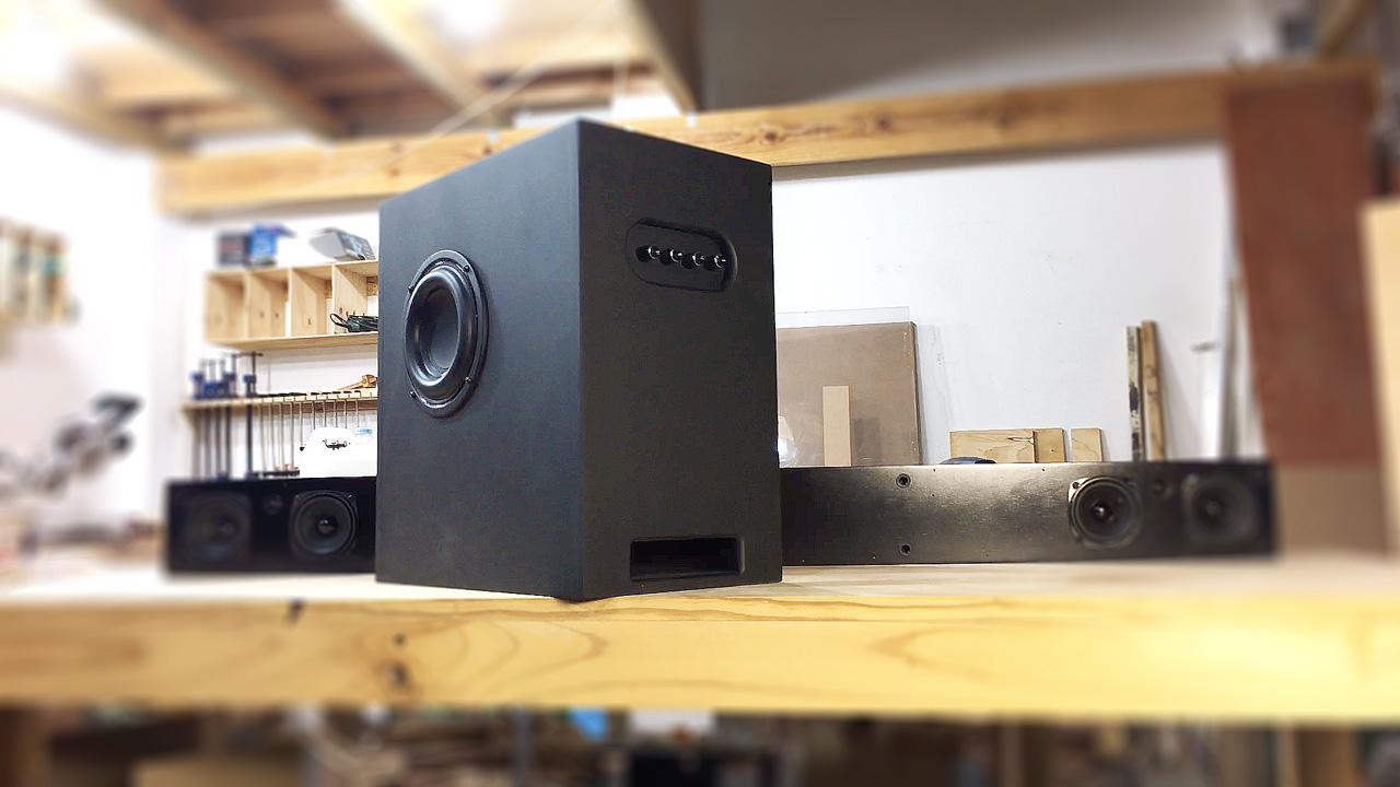 2 1 Bluetooth Speaker Build – Speech Bubble | SoundBlab